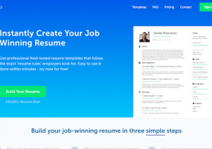 Create A Resume Collection