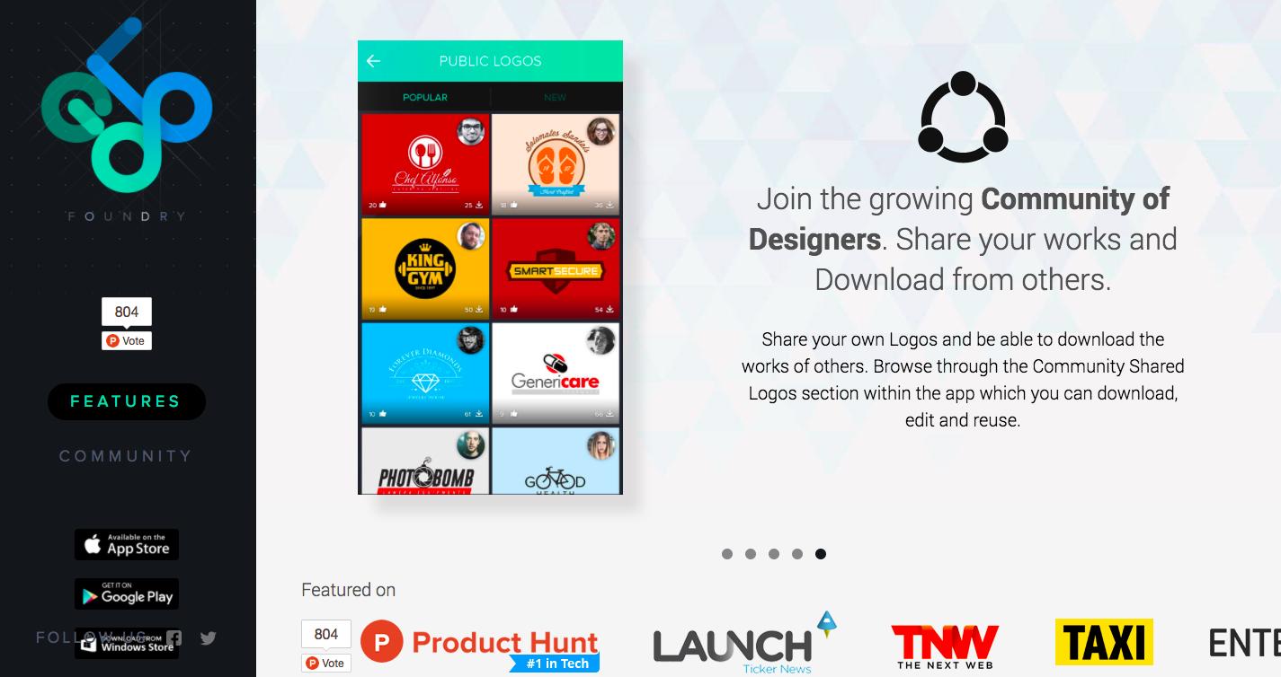 Top 20 Free Online Logo Maker Tools in 2018  Free Logo
