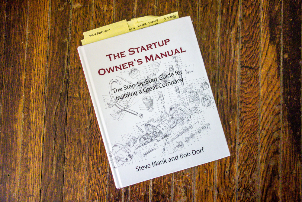 The startup owners manual startup collections share publicscrutiny Images