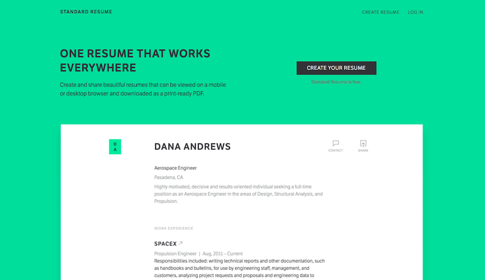 Create a Resume Archives - Startup Collections