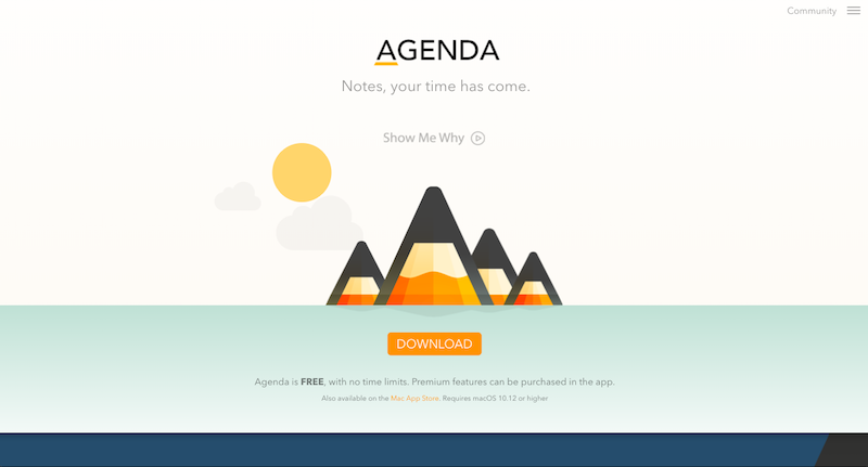 free note taking app